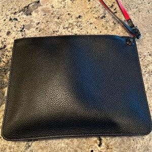 Christian Louboutin clutch / wristlet - authentic